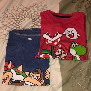 Super Mario Graphic Tee.